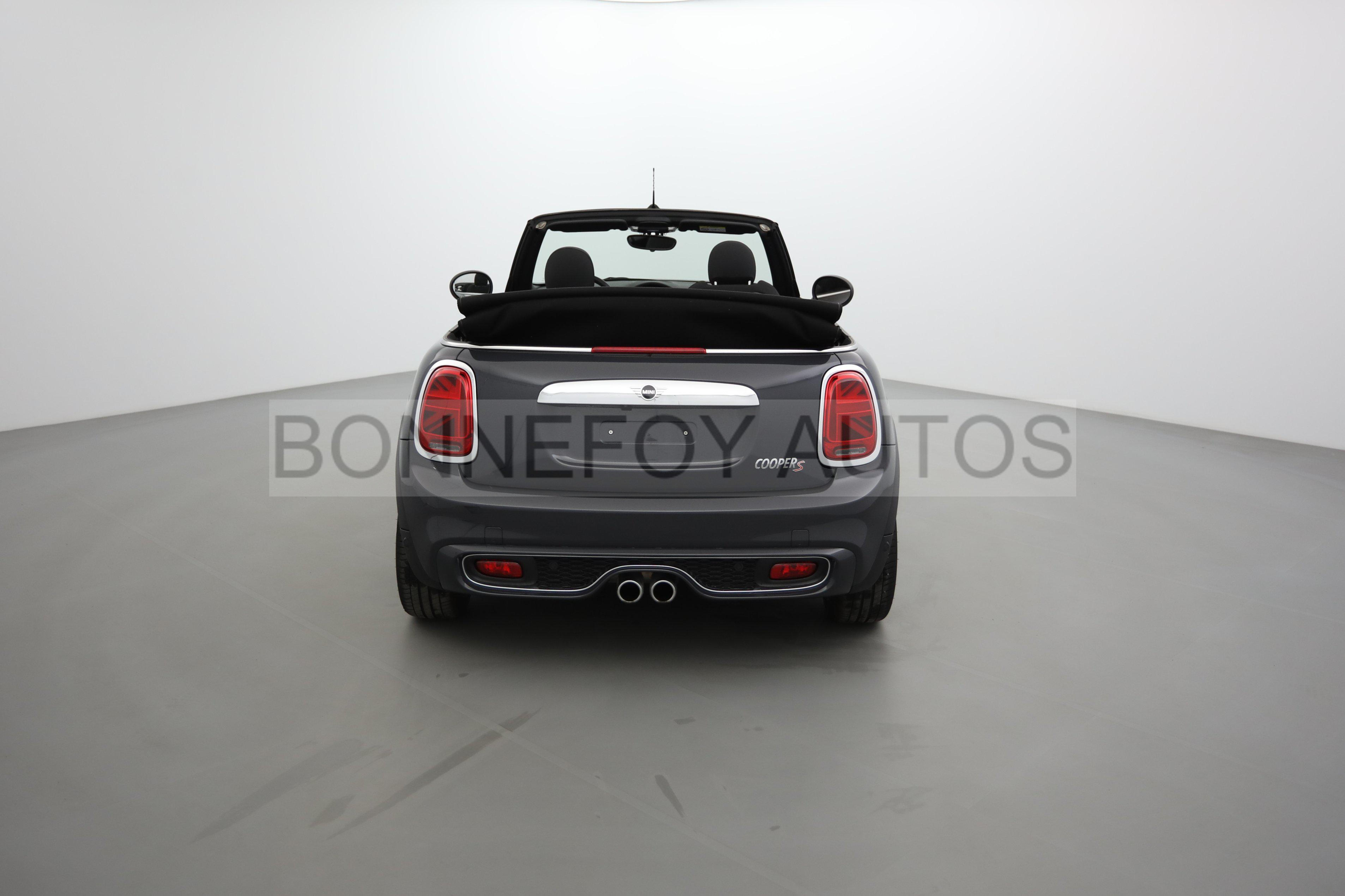 Mini Mini Cabriolet F57 Lci Marlhes 172855 Bonnefoy Autos