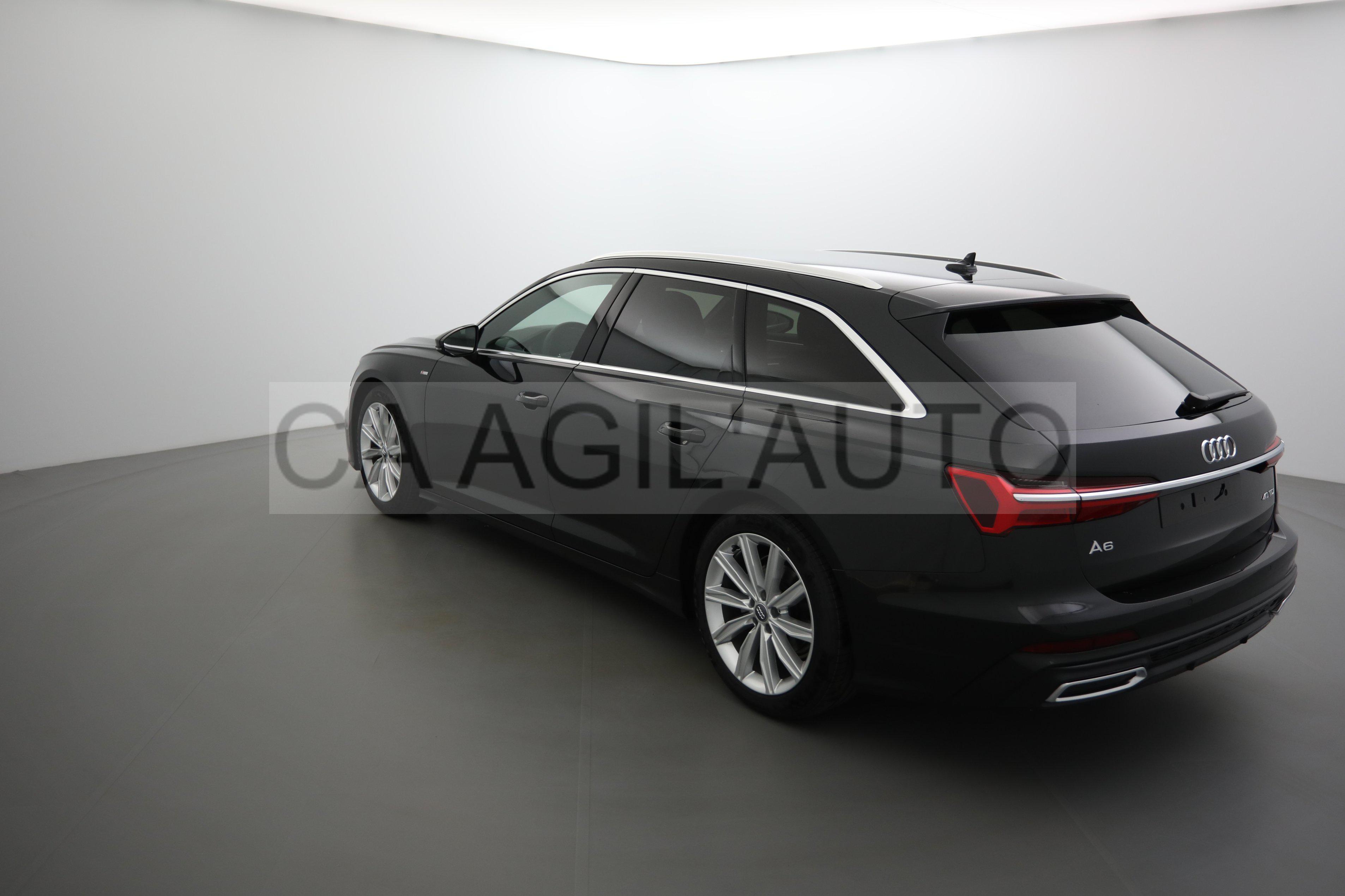 Audi A6 Avant Nouvelle Massy Cedex 11905359 Ca Agil Auto