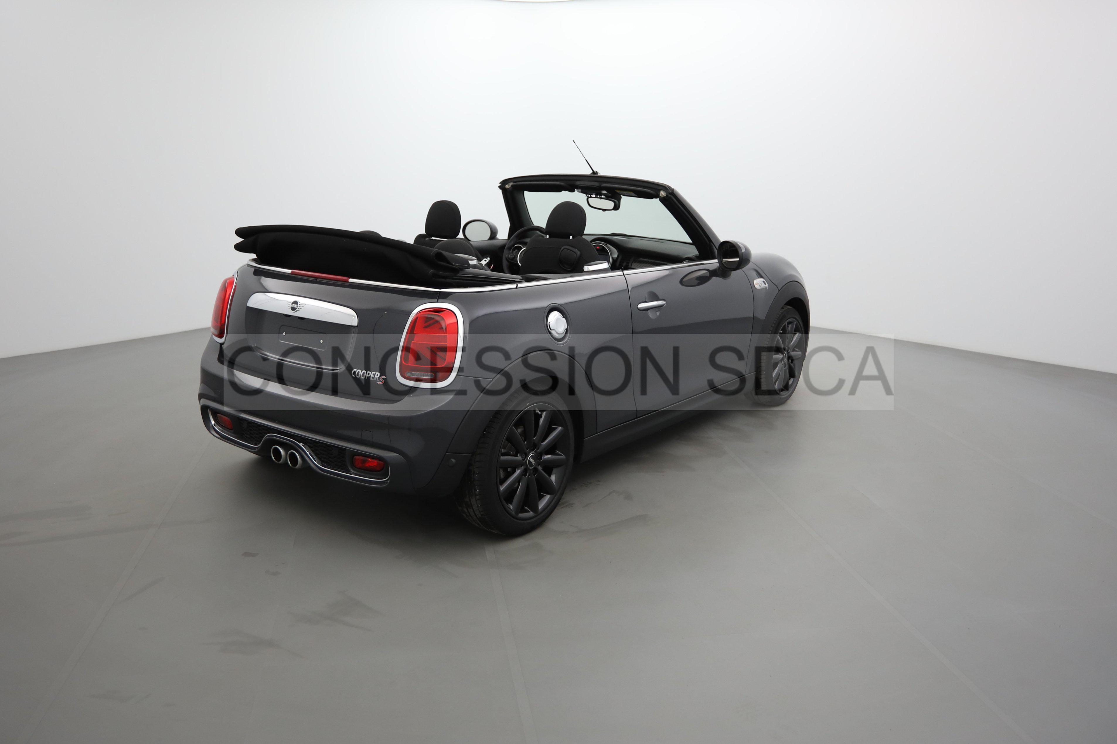 Mini Mini Cabriolet F57 Lci Saint Denis 172855 Concession Sdca