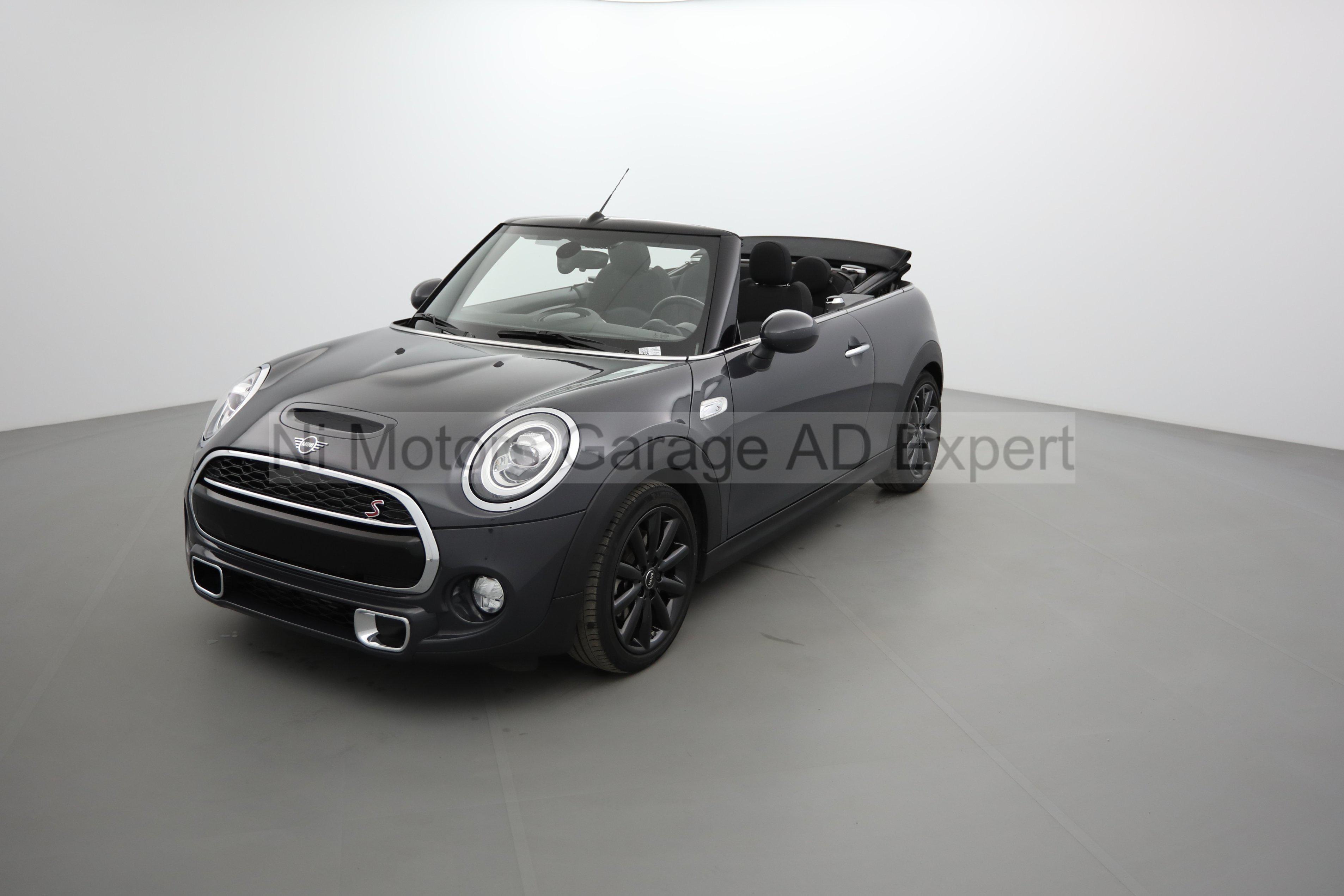 Mini Mini Cabriolet F57 Lci Bourgoin Jallieu 172855 Ni Motors
