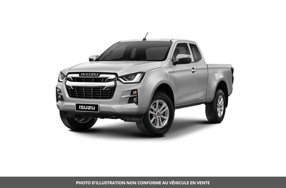 Isuzu D-MAX 1.9 4X4 SPACE CAB N60 B.B  AT Obsidian Gray Mica