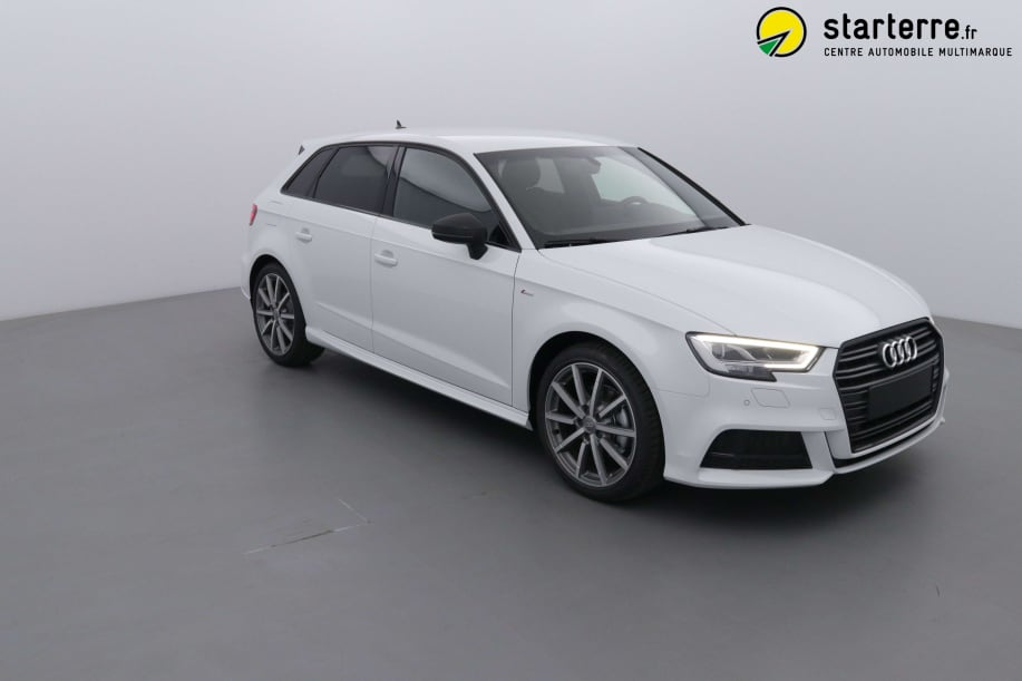 Audi A3 SPORTBACK 35 TFSI CoD 150 Sport Blanc Glacier