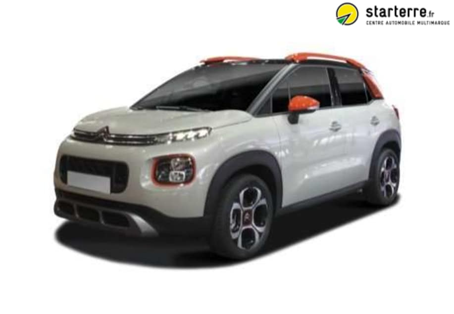 Citroën C3 Aircross PureTech 110 S&S EAT6 Shine Spicy Orange Toit Ink Black