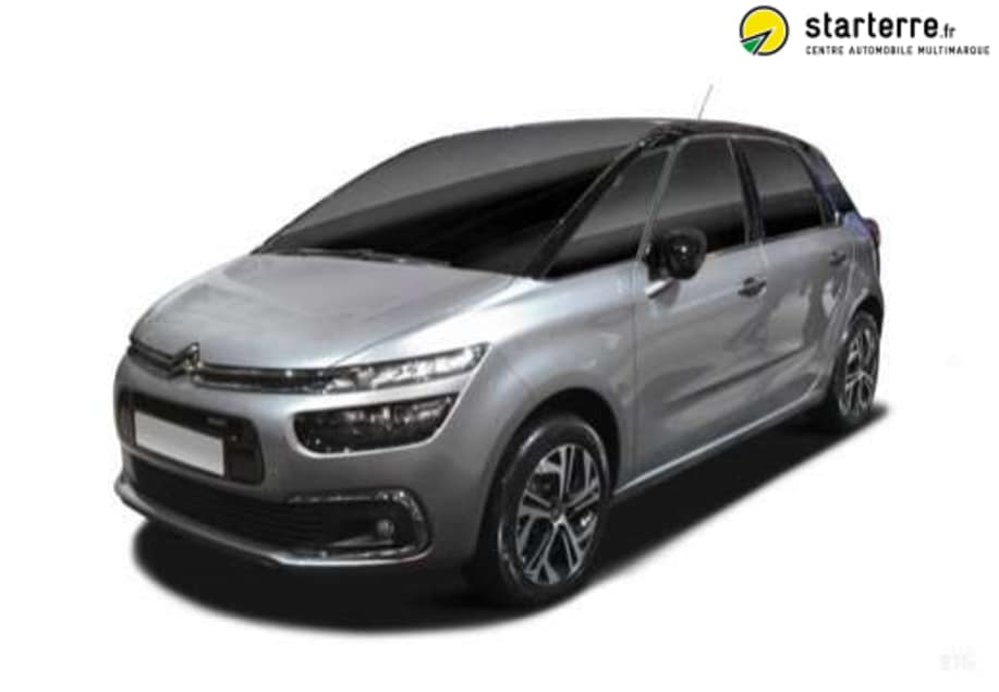Citroën C4 Spacetourer BlueHDi 160 S&S EAT8 Shine Noir Onyx