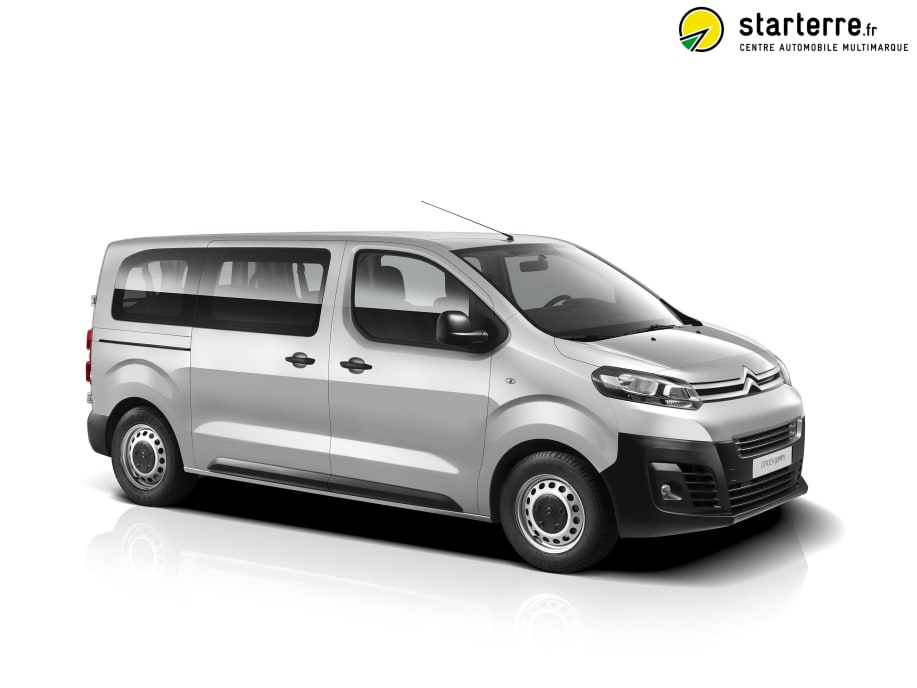 Citroën Spacetourer Business XL BLUEHDI 180 S&S EAT8 BUSINESS Gris Platinium