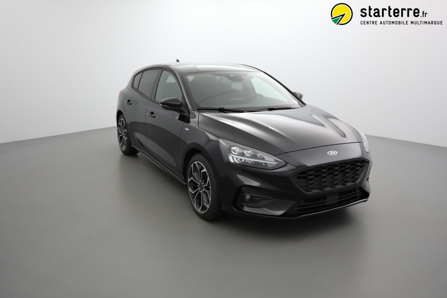 Ford Focus 1.5 EcoBoost 150 S&S ST Line Noir Shadow
