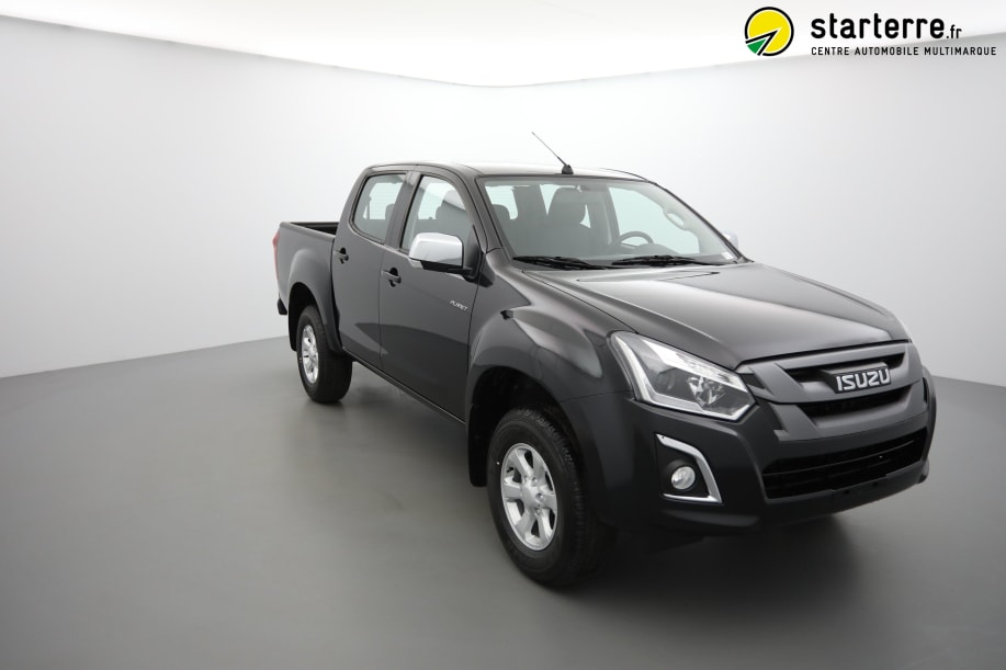 Isuzu D-MAX 1.9 4X4 CREW CAB PLANET COUNTRY MY19 COSMIC BLACK MICA