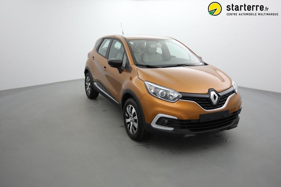 Renault Captur TCe 130 FAP Zen Orange Atacama