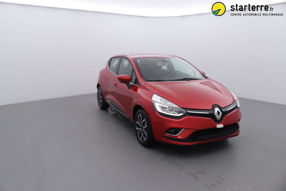 Renault CLIO IV TCe 90 Intens Rouge Flamme