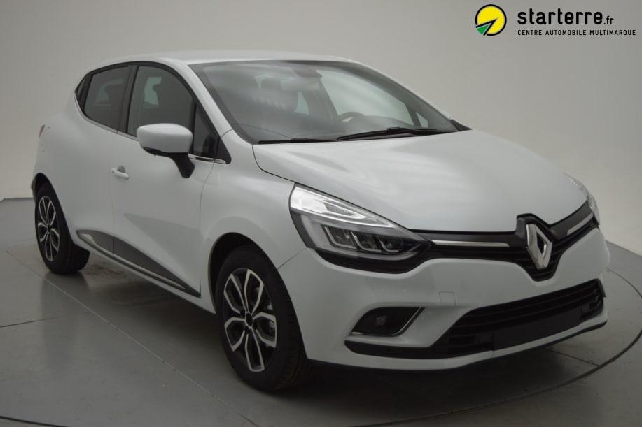 Renault CLIO IV DCI 90 INTENS Blanc Nacré