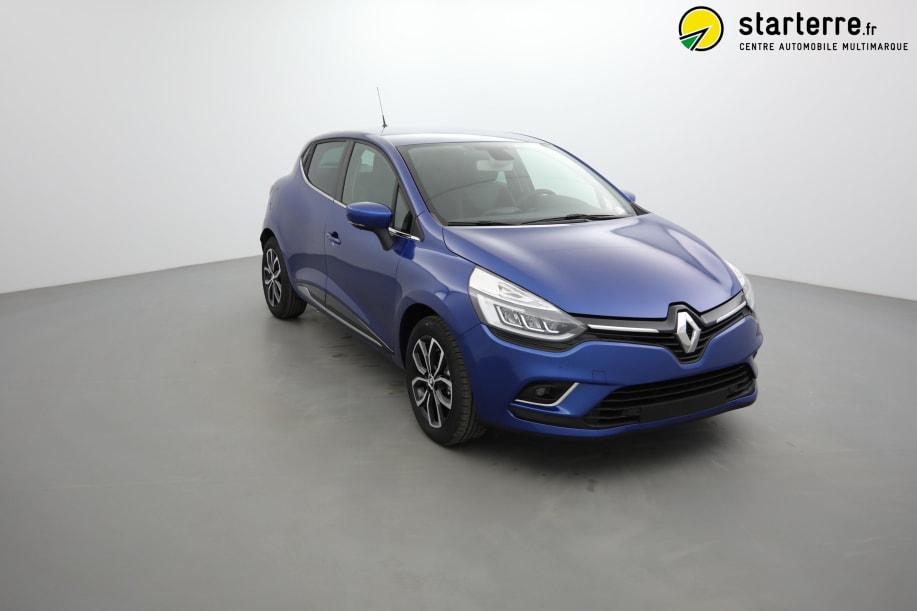 Renault CLIO IV TCe 90 Intens Bleu Iron