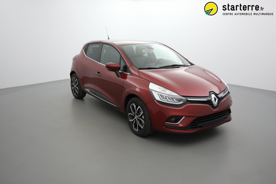 Renault CLIO IV DCI 90 INTENS Rouge Intense