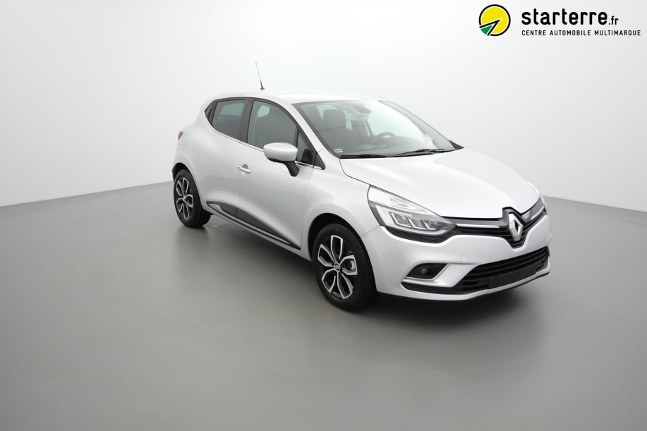 Renault CLIO IV TCe 90 Intens Gris Platine