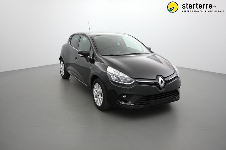 Renault CLIO IV TCe 90 Limited Noir Etoilé