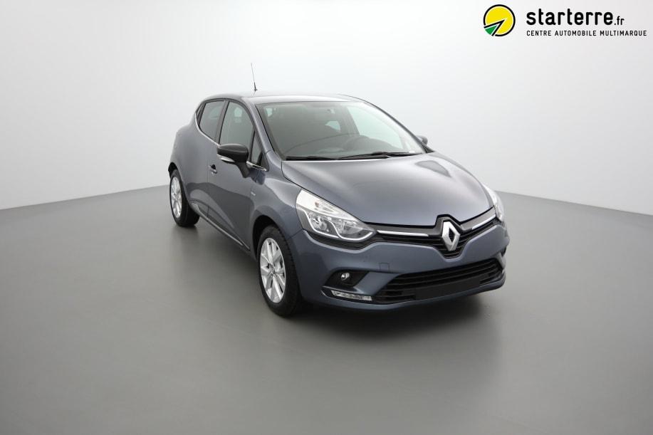 Renault CLIO IV TCe 90 Limited Gris Titanium