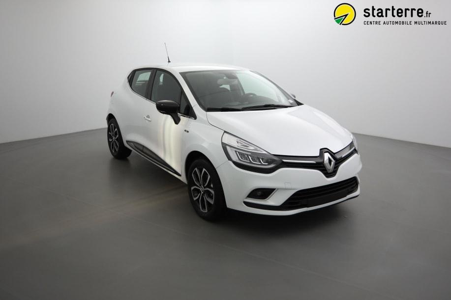 Renault CLIO IV TCe 90 Intens Blanc Nacré