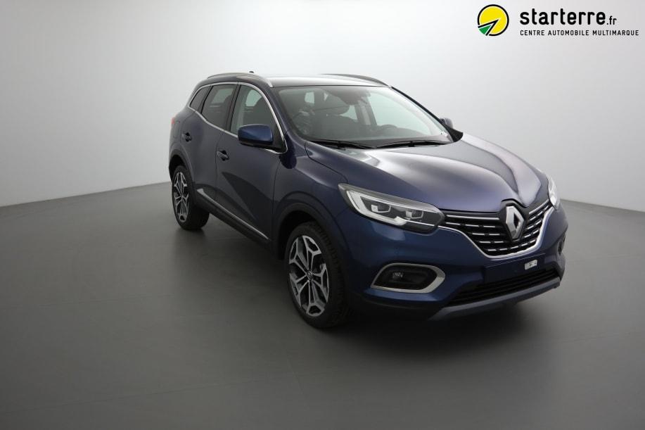 Renault Kadjar Nouveau TCE 140 FAP INTENS Bleu Cosmos
