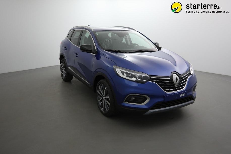 Renault Kadjar Nouveau TCE 160 FAP EDC INTENS Bleu Iron