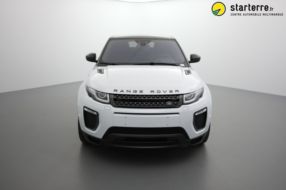 Land-Rover Range Rover Evoque TD4 180 BVA Landmark Edition Blanc Yulong