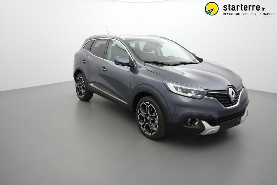 Renault Kadjar TCe 140 FAP Intens Gris Titanium
