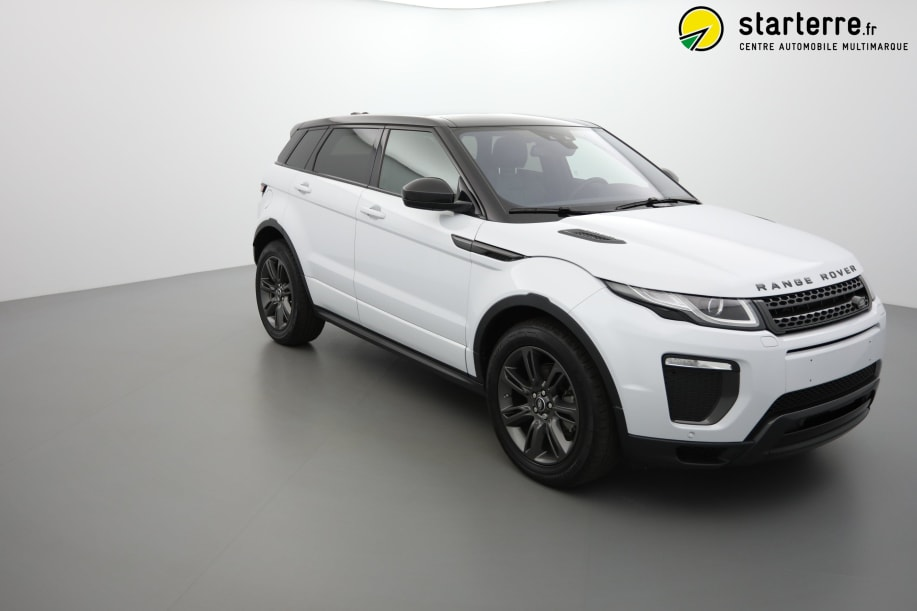 Land-Rover Range Rover Evoque TD4 180 BVA Landmark Edition Blanc Yulong