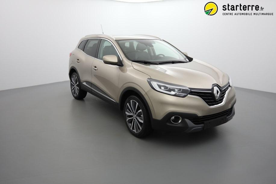 Renault Kadjar dCi 110 Energy eco² Intens Beige Dune