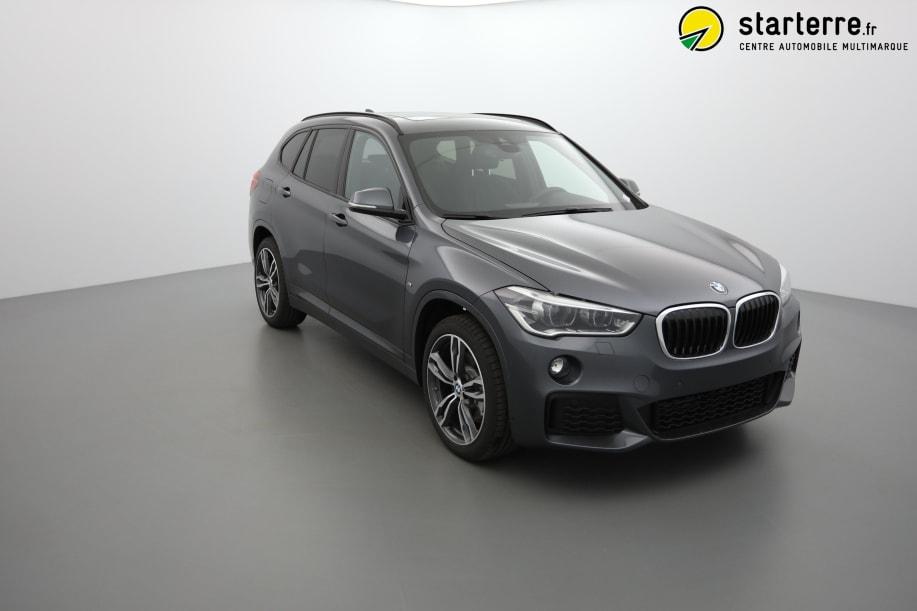 BMW X1 F48 XDRIVE 20D 190 CH BVA8 M SPORT Mineralgrau