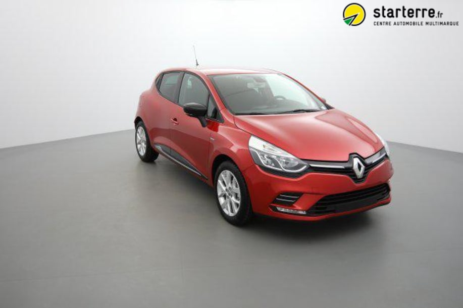 Renault CLIO IV TCe 90 Limited Rouge Flamme