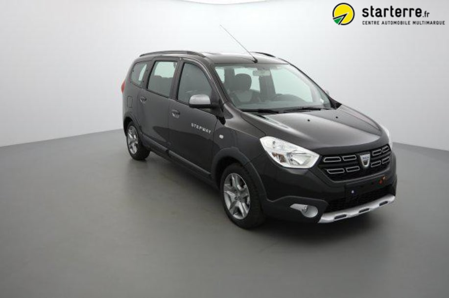 Dacia Lodgy Blue dCi 115 7 PLACES STEPWAY Noir Nacré