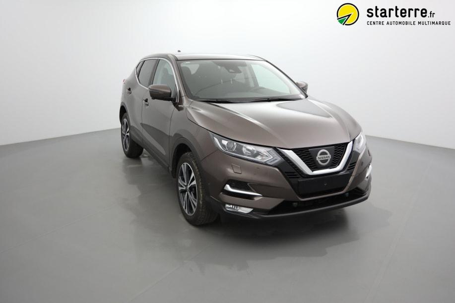 Nissan QASHQAI 1.5 dCi 110 N-Connecta Bronze Intens