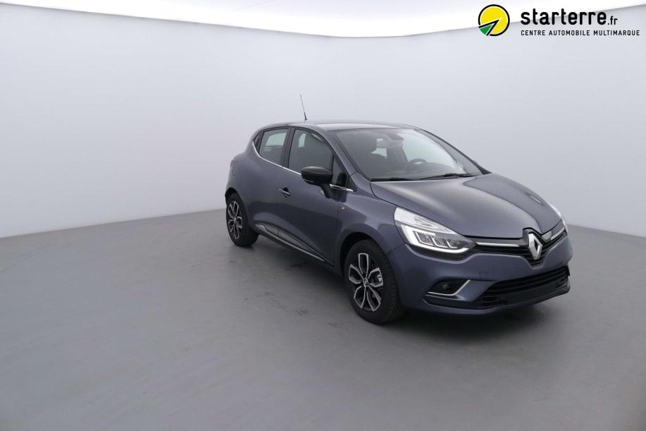 Renault CLIO IV TCe 90 Intens Gris Titanium