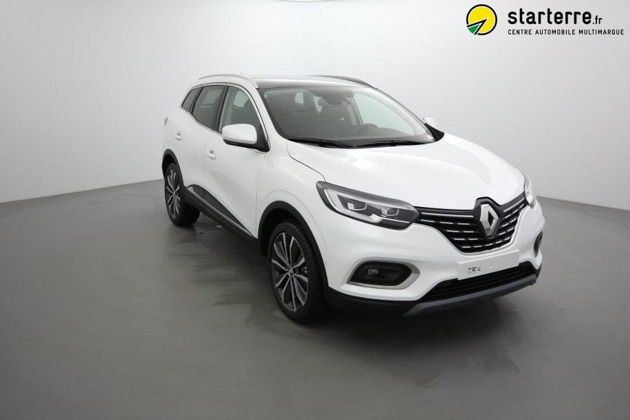 Renault Kadjar Nouveau TCE 160 FAP INTENS Blanc Nacré