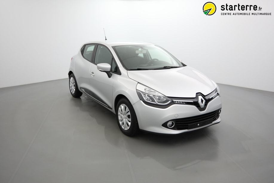 Renault CLIO IV DCI 90 ENERGY BUSINESS Gris Platine
