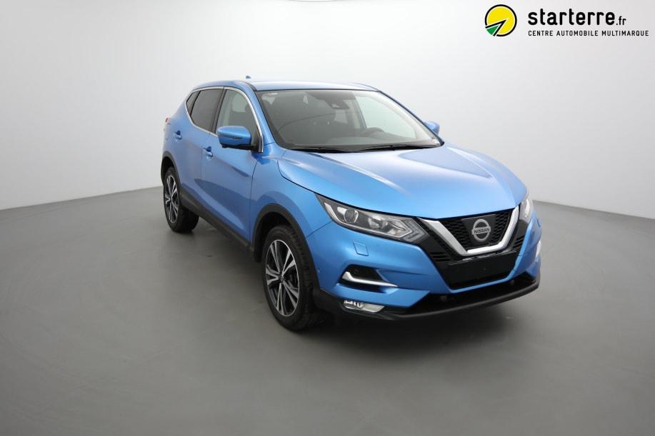 Nissan QASHQAI 1.5 dCi 110 N-Connecta Bleu Topaze