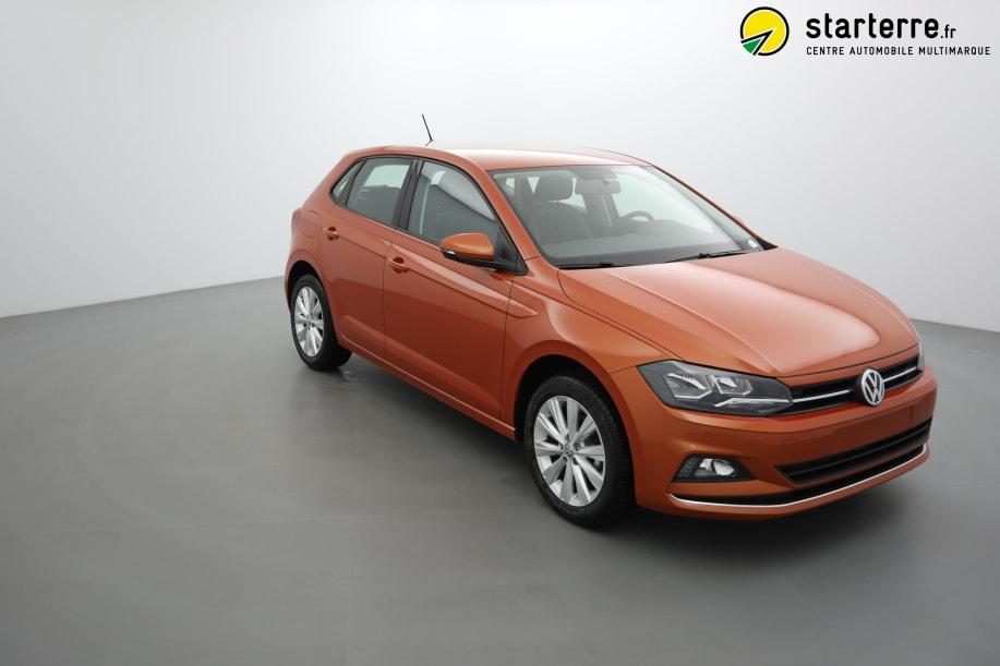Volkswagen POLO NOUVELLE 1.0 TSI 95 S&S CONFORTLINE Orange Energy