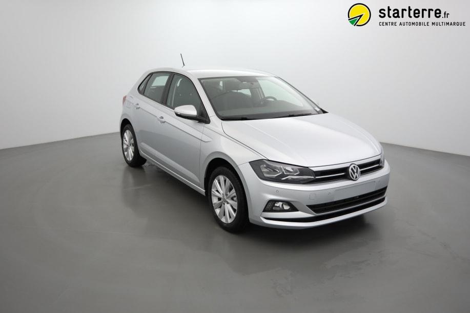 Volkswagen POLO NOUVELLE 1.0 TSI 95 S&S CONFORTLINE Reflet d'Argent