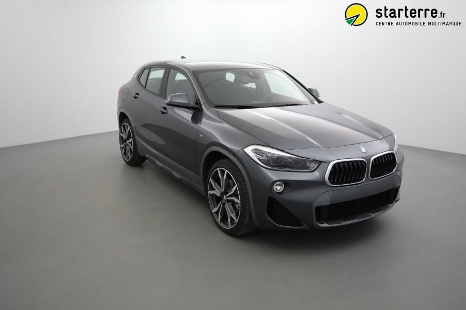 BMW X2 F39 X2 sDrive 18d 150 ch BVA8 M Sport X Mineralgrau