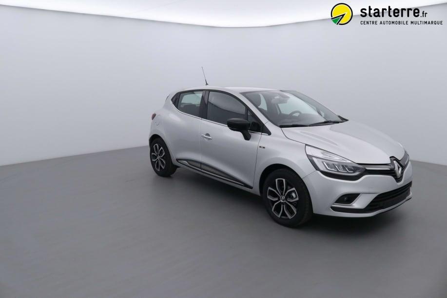 Renault CLIO IV TCe 90 Intens Gris Platine