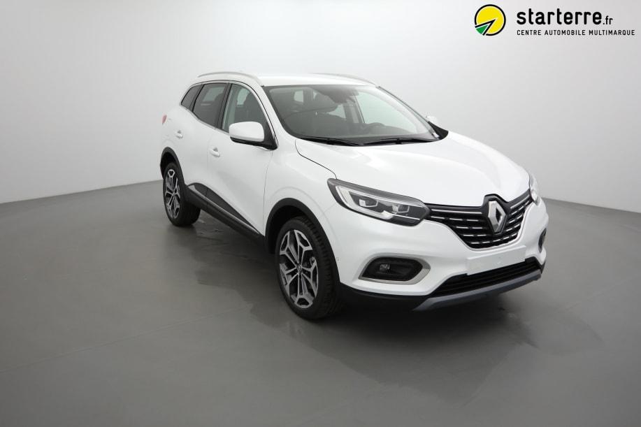 Renault Kadjar Nouveau TCE 140 FAP INTENS Blanc Nacré
