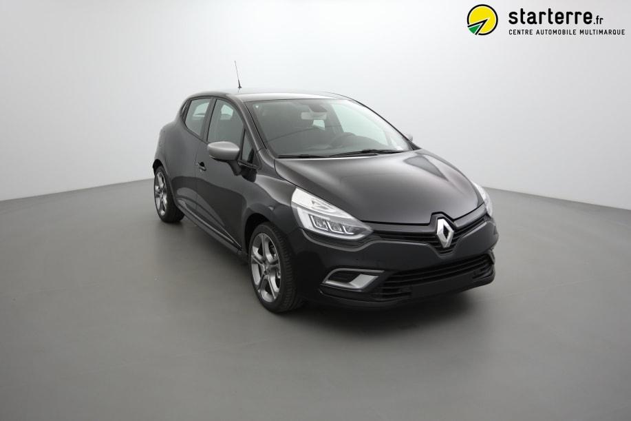 Renault CLIO IV TCe 90 Intens Noir Etoilé