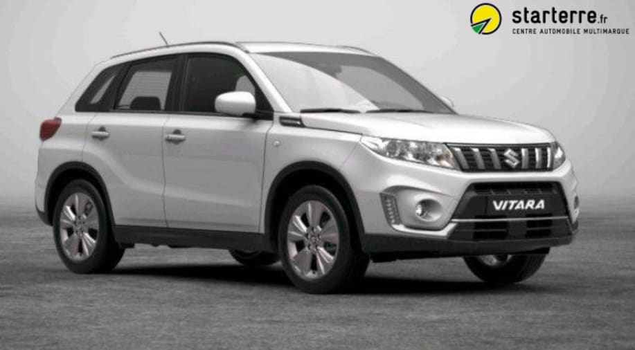 Suzuki Vitara 1.4 BOOSTERJET PRIVILÈGE Ice Grayish Blue & Cosmic Black