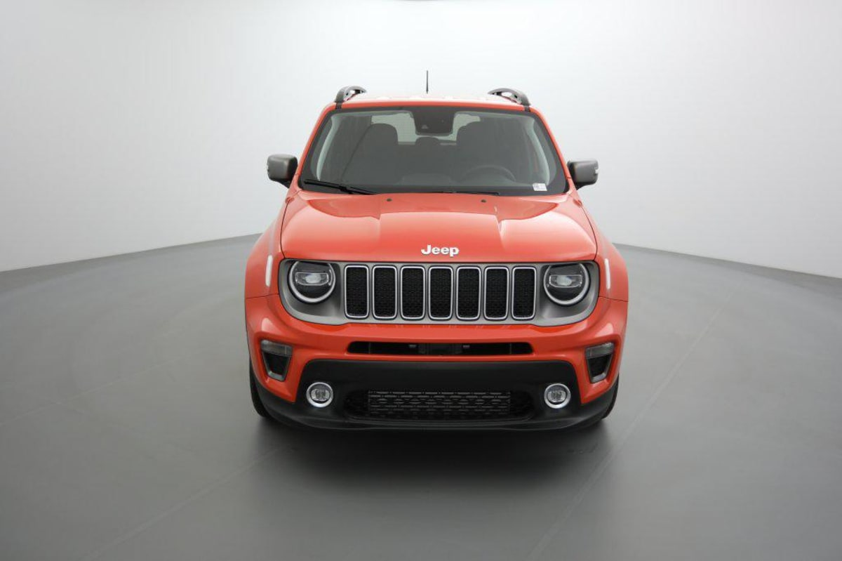 JEEP RENEGADE MY19 1.6 L MULTIJET 120 CH BVR6 LIMITED