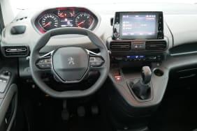 Peugeot Rifter Standard BlueHDi 100 S&S BVM5 Active Blanc Banquise