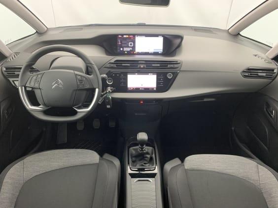 Citroën C4 Spacetourer BlueHDi 130 S&S BVM6 Live Blanc Banquise