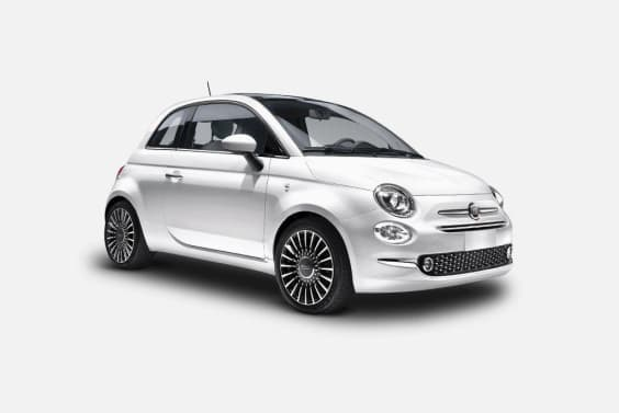 Fiat 500 Serie 8 EURO 6d-temp 1.0 70 CH HYBRIDE BSG S/S STAR Opera Bordeaux