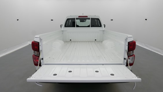 Isuzu D-MAX 1.9 4X4 SINGLE CAB N60 B SPLASH WHITE