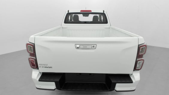 Isuzu D-MAX 1.9 4X4 SPACE CAB N60 F  AT SPLASH WHITE