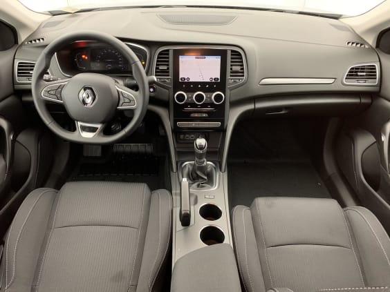 Renault Megane IV Berline Nouvelle BLUE DCI 115 ZEN Noir Etoile