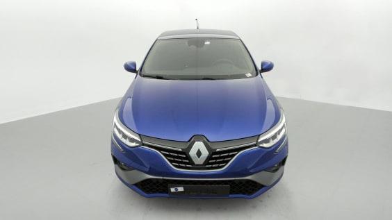 Renault Megane IV Berline Nouvelle TCE 140 FAP R.S. LINE Bleu Iron