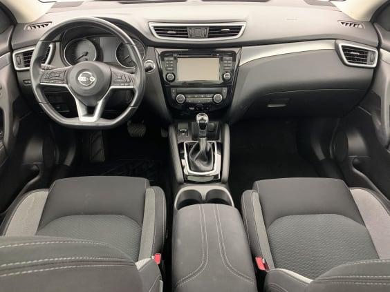 Nissan QASHQAI 1.2 DIG-T 115  Xtronic N-Connecta Gris Perle